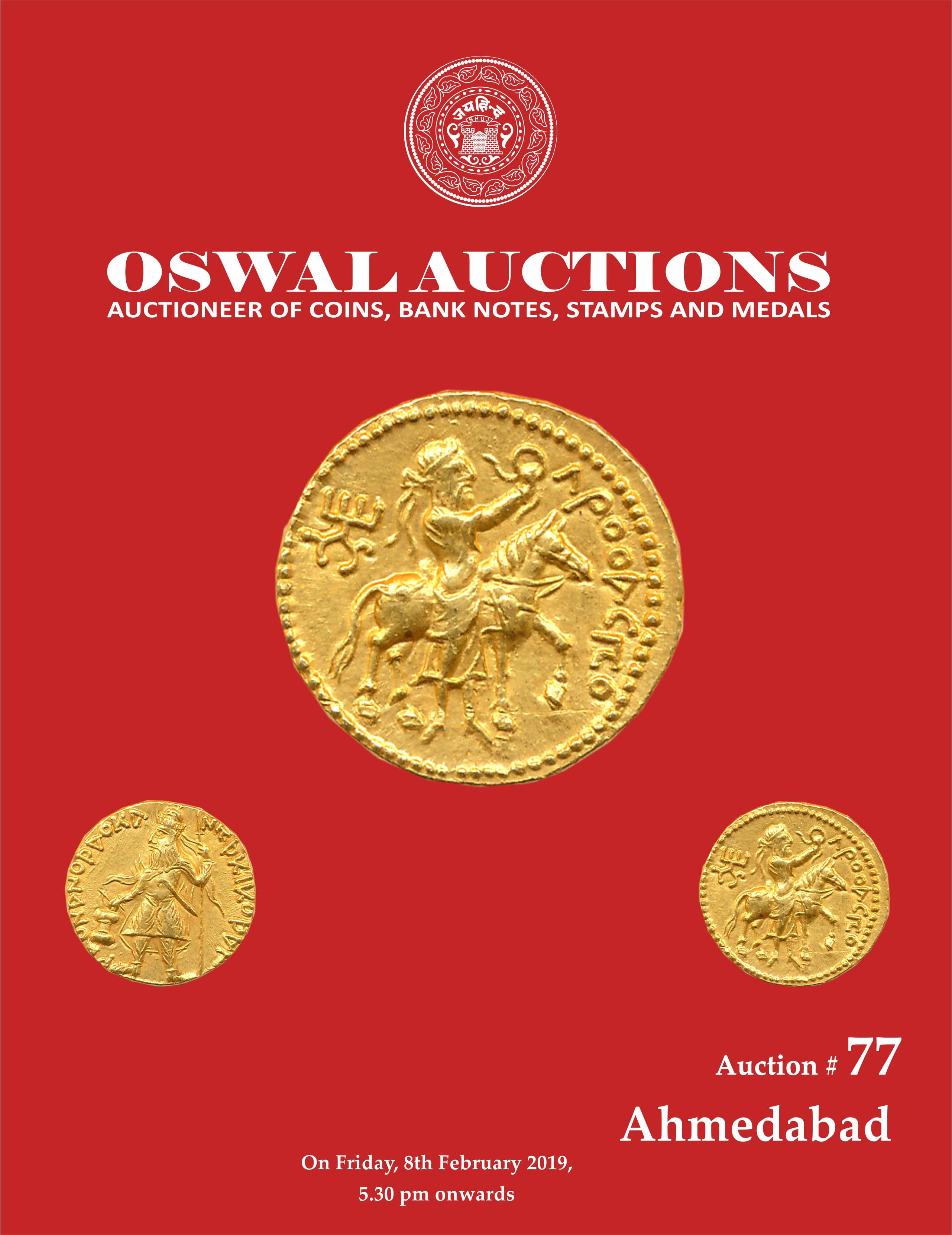 Auction Cover Page